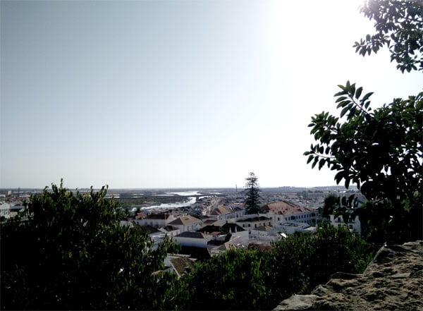 Portugal - Tavira Castle View