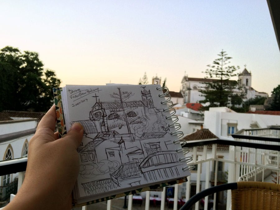 Thoughts on Solo Travel in the Tiny Town of Tavira Portugal