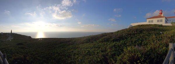 Portugal - Cabo da Roca Pano