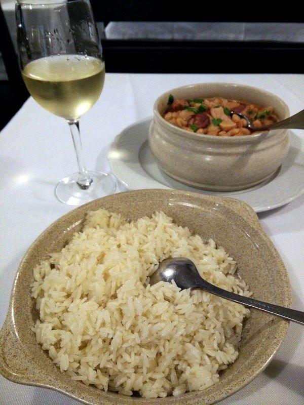 Portugal - Porto Tasquinha Tripas Rice