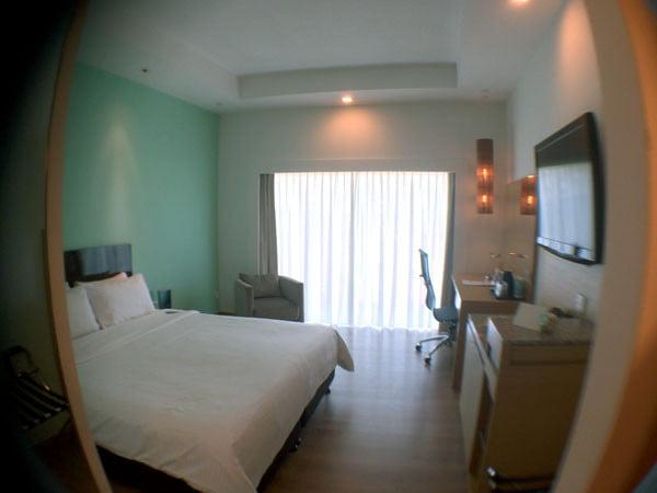 Village Hotel Changi - From Doorway