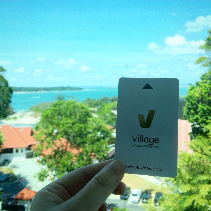 Going Far East – a review of Village Hotel Changi