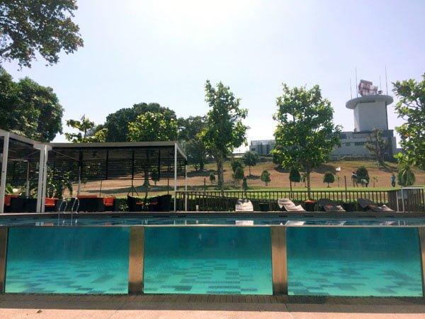 Village Hotel Changi - Lower Pool