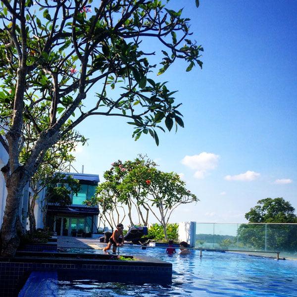 Village Hotel Changi - Pool View