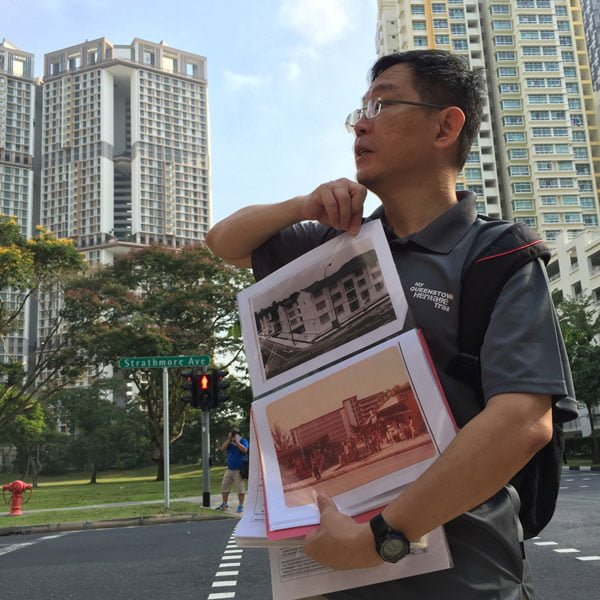 The Dawson and Alexandra Heritage Trail – a walk through Singapore's history