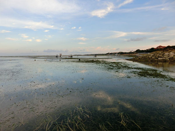 Bali Grand Mirage Resort Reflection Water