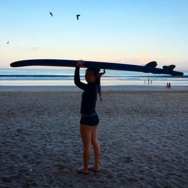 Bali Indasurf Surfboard