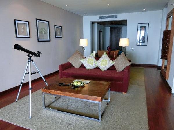 Bali Samabe Living Room