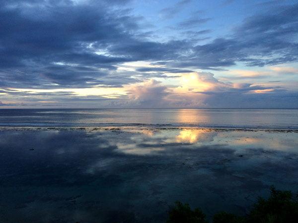 Bali Samabe Sunrise Blue
