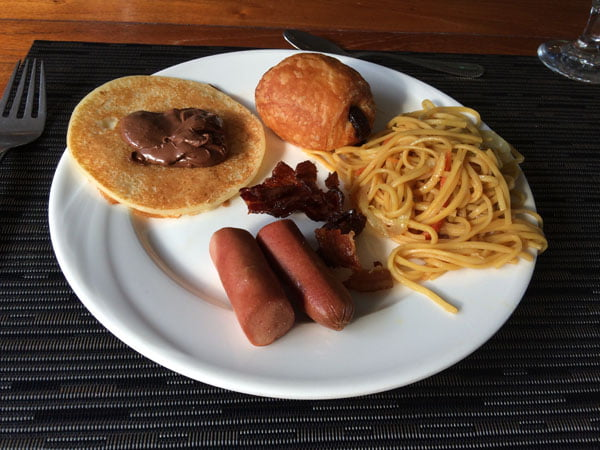 Club Med Kani Maldives Food Breakfast