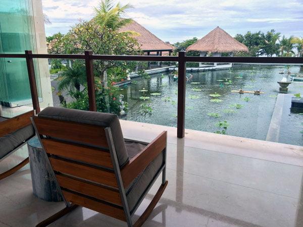 Bali Samabe Lobby Rocking Chair