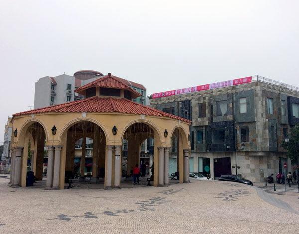 Macau Taipa Central