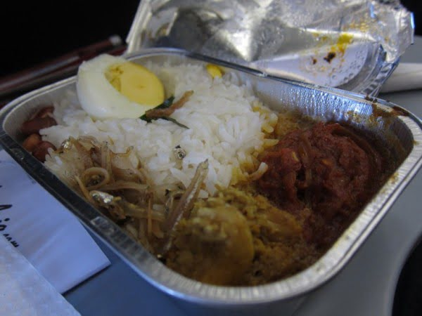 Mothership - Too much budget airlines airplane food