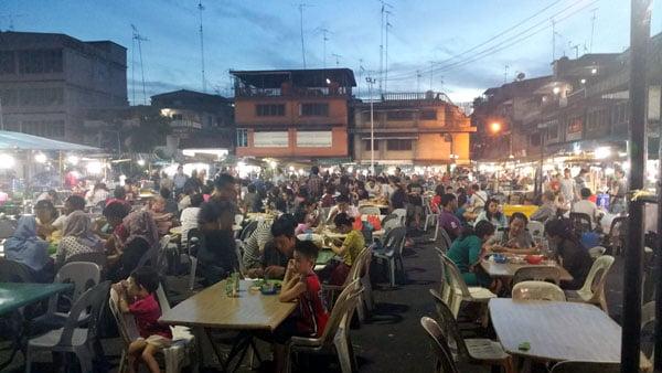 Bintan Akau Stalls