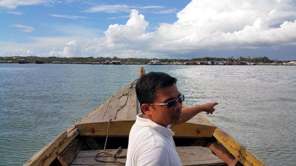 Bintan Boat Ride