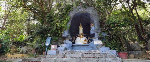 Bintan Grotto Santa Maria Mother Mary