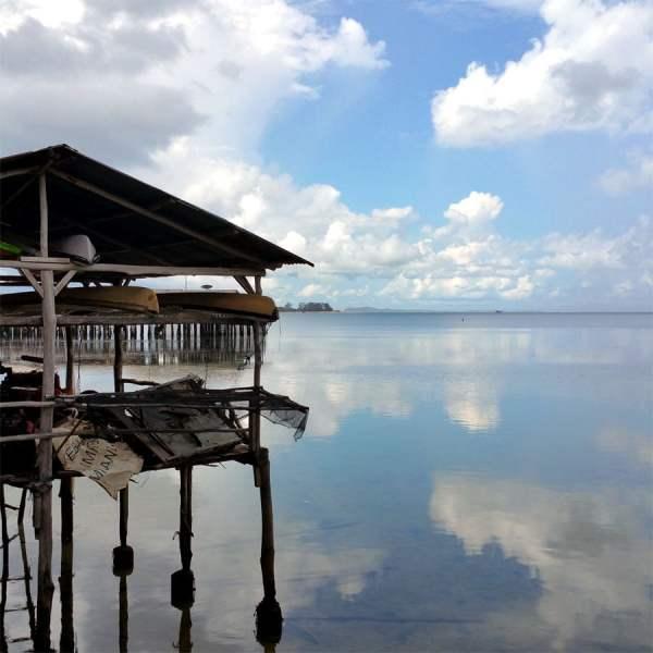 Bintan Kawal Jetty Reflective