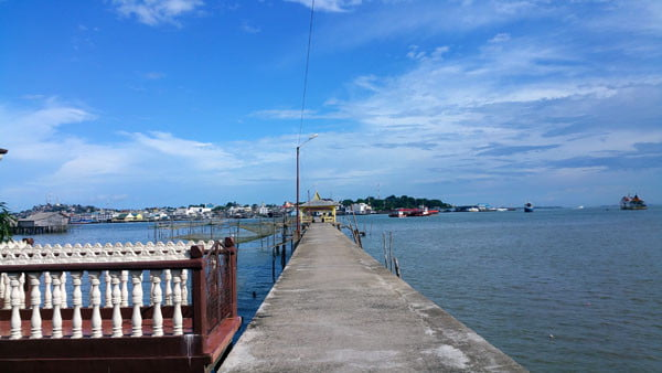 Bintan Kelong Jetty 2