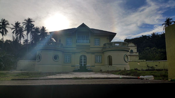 Bintan Sultan Palace