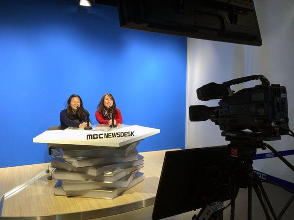 Seoul MBC World News Desk