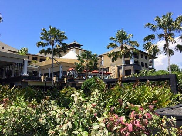 Bali St Regis Hotel