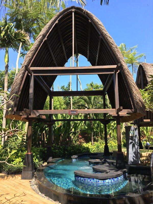 Bali St Regis Spa Aquamedic