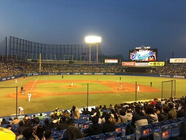 Tokyo Baseball - Field