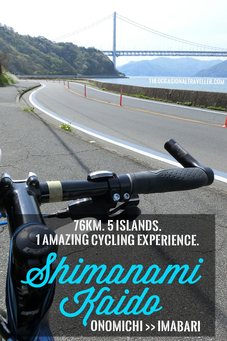 Pin it: Cycling the Shimanami Kaido in Japan from Onomichi to Imabari