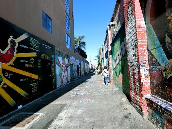 San Francisco Street Art Clarion 4