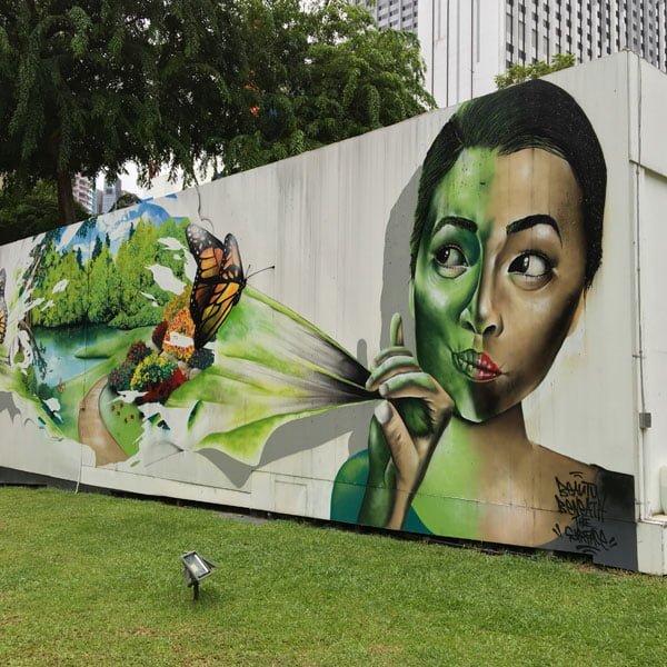Singapore Street Art - KeepersSG Ceno2