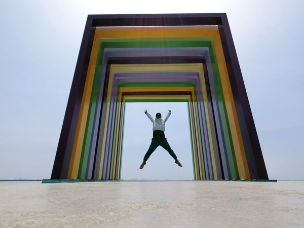 Kaohsiung Rainbow Jumpshot Star