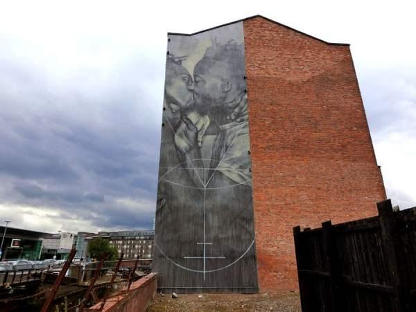 Manchester Street Art Faith47