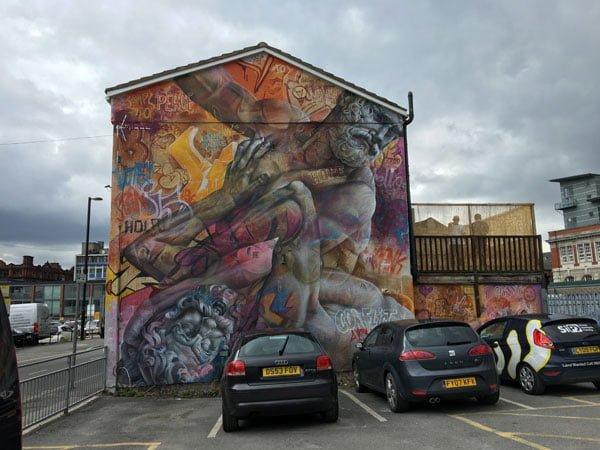 Manchester Street Art Pichiavo