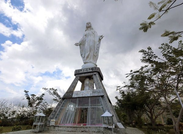 Flores Maumere Mother Mary