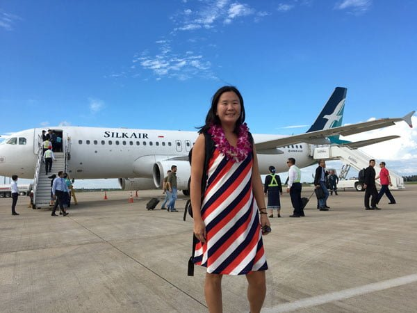 Fly direct from Singapore to Laos with Silkair
