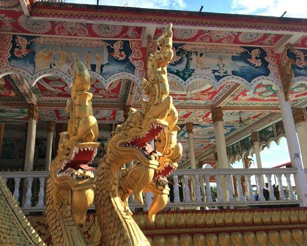 Laos Vientiane Luang Naga