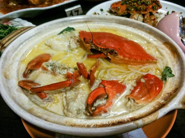 Mellben Crab Bee Hoon Soup