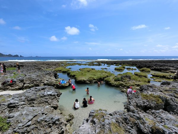 Taiwan Lanyu Yeyin Cold Spring People