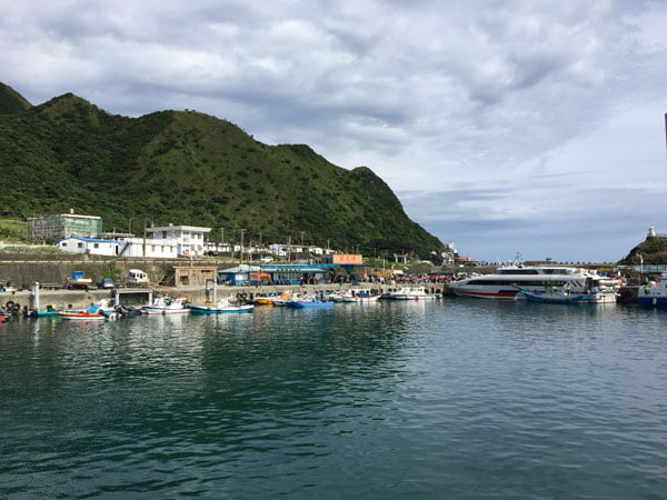 Taiwan Lanyu Kaiyuan Harbour 2