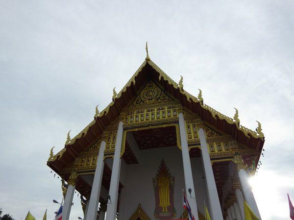Bangkok htz temple