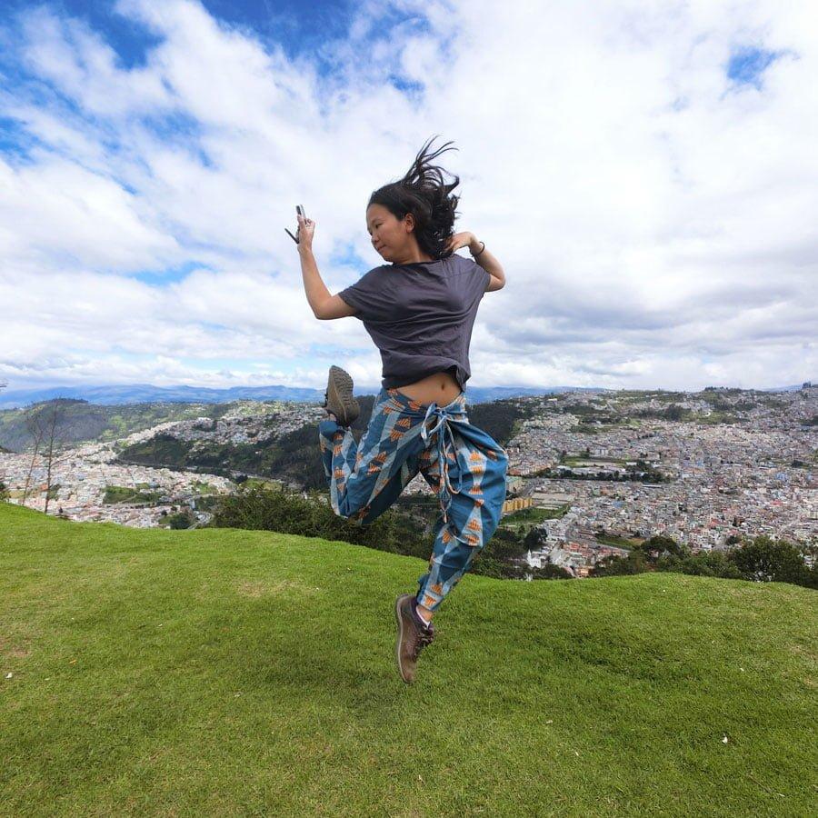 Ecuador Quito Matter Jumpshot