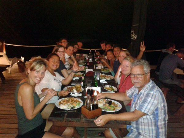 Panama Bocas Habla Ya Dinner
