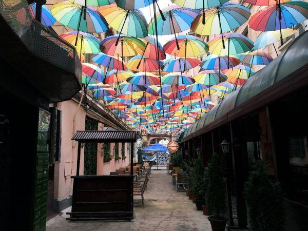 Bucharest Pasajul Victorie