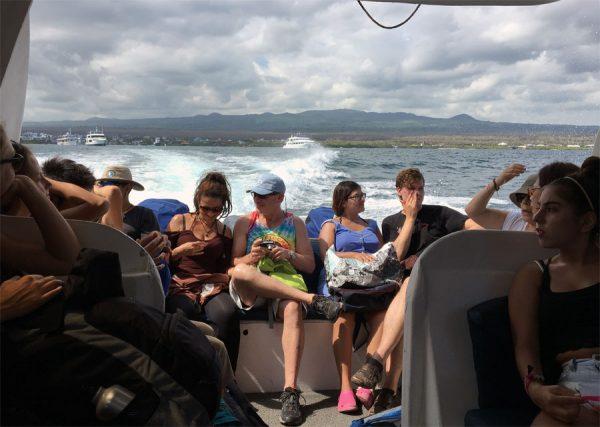Galapagos Public Ferry