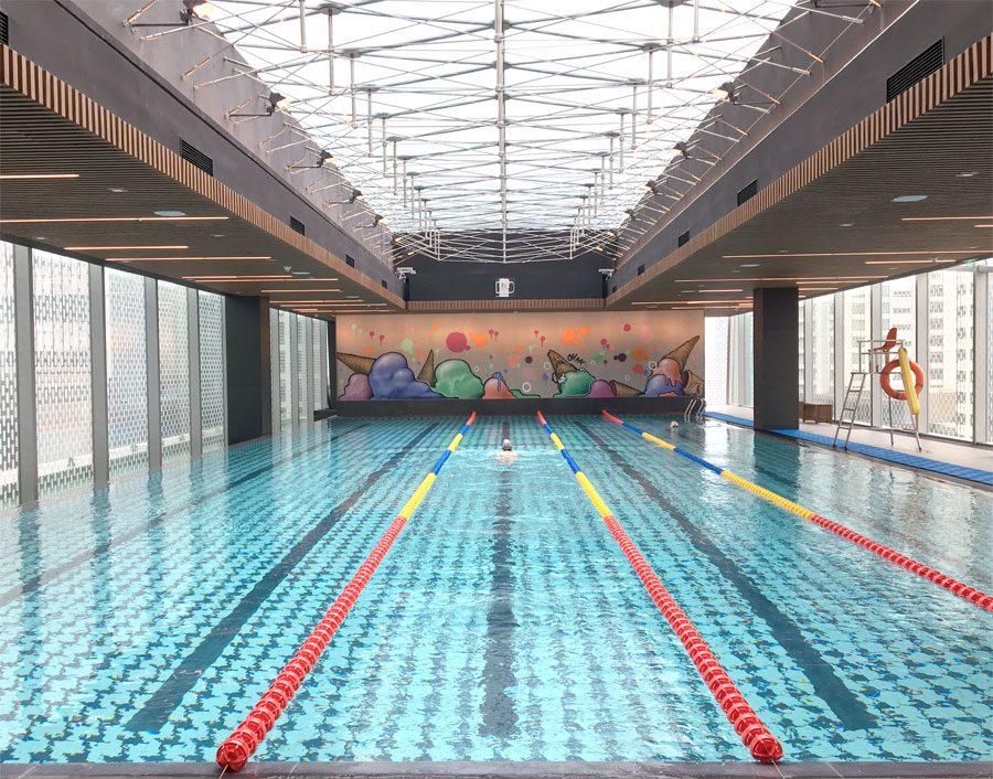 Beijing Hotel Jen Gym Pool
