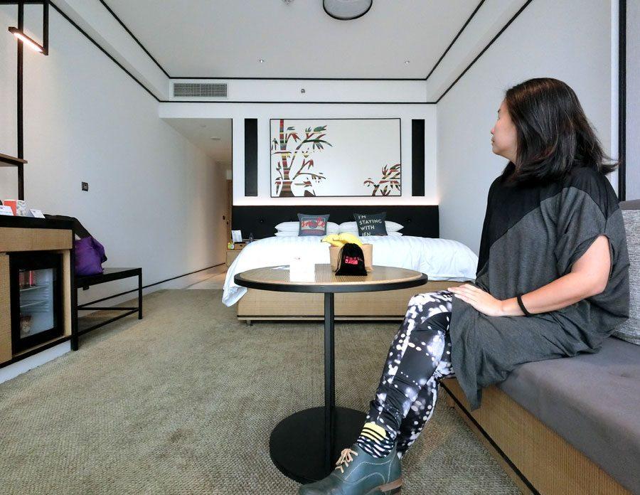 Beijing Hotel Jen Room Wide