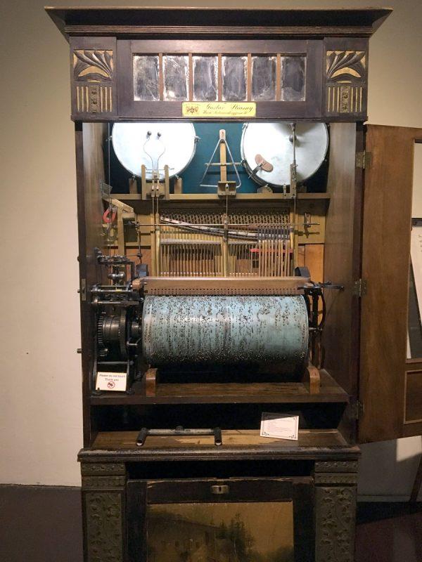Musical Box Museum Big