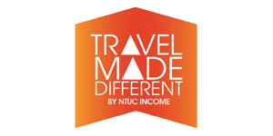 Travel Made Different by NTUC Income