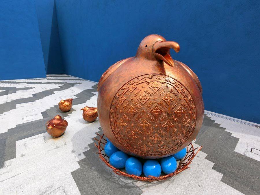 Hua Hin Radisson Bird