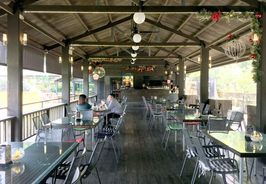 Kranji Countryside Gardenasia Bistro Outdoor
